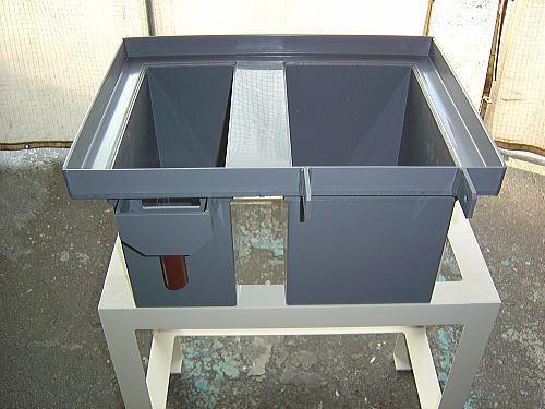 耐熱塩ビ水槽